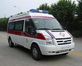 跨省救护车出租