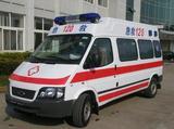 陕西救护车出租