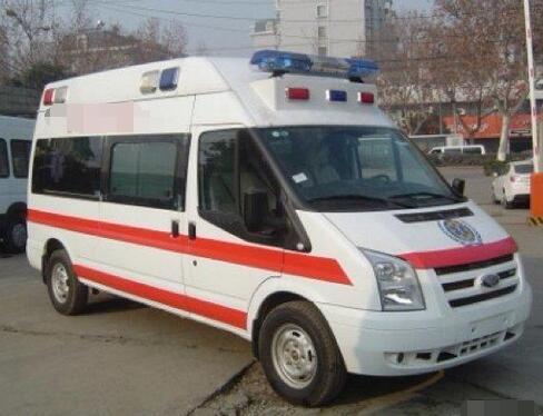 成人重症监护型救护车出租